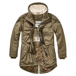 Brandit Marsh Lake Parka oliv