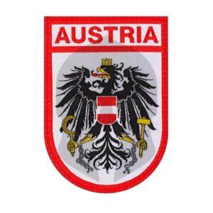 Clawgear Austria Patch color