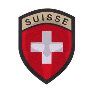 Clawgear Suisse Patch color