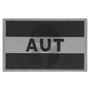 Clawgear Austria Flag Patch black