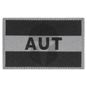 Clawgear Austria Flag Patch schwarz