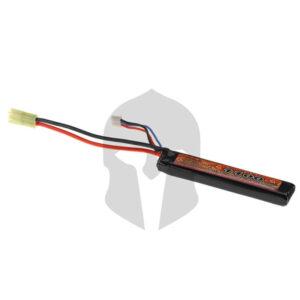 Lipo 7.4V 1100mAh 20C Stock Tube Type