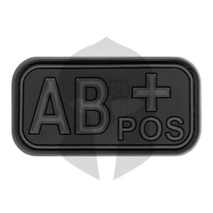JTG Blutgruppen Patch AB POS