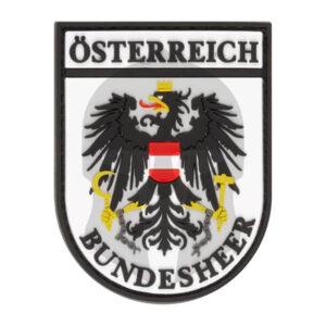 JTG Bundesheer Rubber Patch color