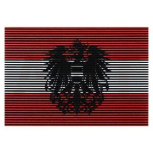 Clawgear Dual IR Patch Austria color
