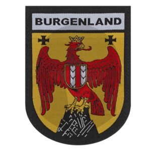 Clawgear Burgenland Shield Patch color