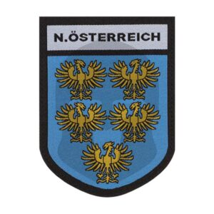 Clawgear Niederösterreich Shield Patch color