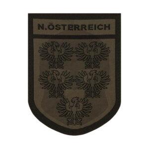 Clawgear Niederösterreich Shield Patch RAL7013