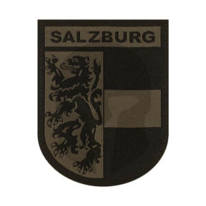 Clawgear Salzburg Shield Patch RAL7013