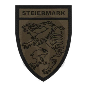 Clawgear Steiermark Shield Patch RAL7013