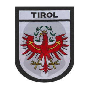 CG Tirol Shield Patch color