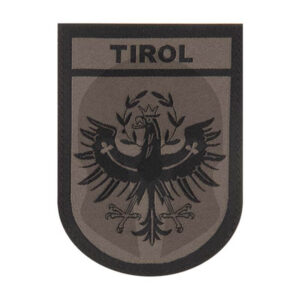 Clawgear Tirol Shield Patch RAL7013