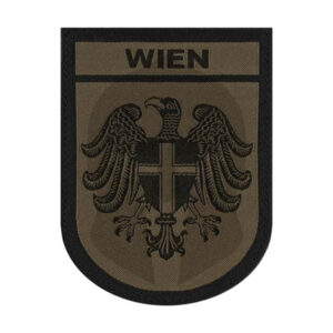 Clawgear Wien Shield Patch RAL7013