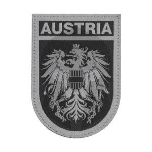 Clawgear Austria Patch schwarz
