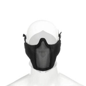 IG Steel Half Face Mask MK II schwarz