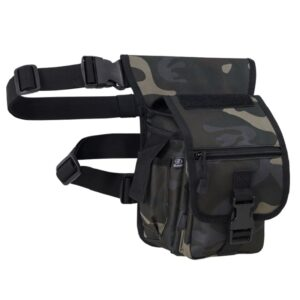 Brandit Side Kick Bag dark-camo