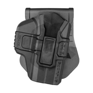 Scorpus M1 Level 2 Retention Holster GLOCK 43 schwarz