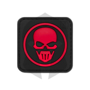 JTG Ghost Recon Rubber Patch blackmedic