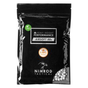 Nimrod Prof. Performance Bio BBs 6mm 0,40g 1.000 St.