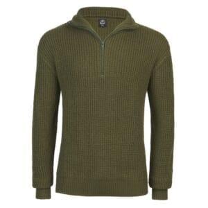 Brandit Marine Pullover oliv