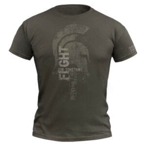 720Gear T-Shirt Fight For Something army