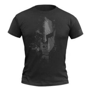 720Gear T-Shirt Comfortable With Pain schwarz