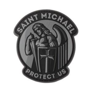 JTG Saint Michael Rubber Patch