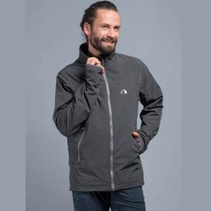 Tatonka Cesi M`s Jacket Softshell dark-grey