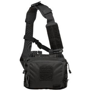 5.11 Tactical 2-Banger Bag schwarz