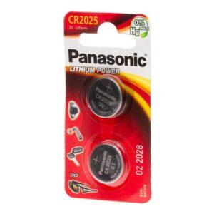 Panasonic CR2025 Knopfzelle 3V